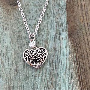 925 Sterling Silver Bracelet Love Heart